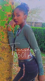 Juliet Stephanie Anyango model. Photoshoot of model Juliet Stephanie Anyango demonstrating Fashion Modeling.Fashion Modeling Photo #230048