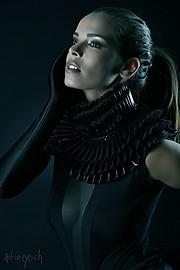 Juliette Czeisz model. Photoshoot of model Juliette Czeisz demonstrating Commercial Modeling.Commercial Modeling Photo #75406