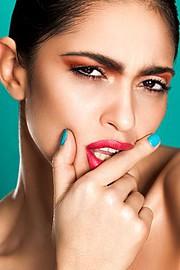 Justina Sullivan makeup artist & hair stylist. Work by makeup artist Justina Sullivan demonstrating Beauty Makeup.Beauty Makeup Photo #80369