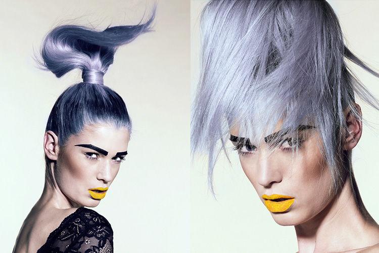Justina Sullivan makeup artist & hair stylist. Work by makeup artist Justina Sullivan demonstrating Creative Makeup.Creative Makeup Photo #80395