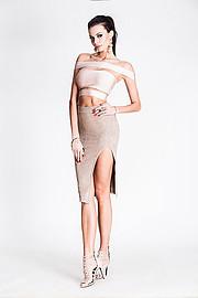 Justyna Gradek model (modelka). Photoshoot of model Justyna Gradek demonstrating Fashion Modeling.Fashion Modeling Photo #201588