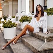 Justyna Gradek model (modelka). Photoshoot of model Justyna Gradek demonstrating Fashion Modeling.Fashion Modeling Photo #213586