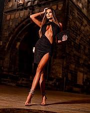 Justyna Gradek model (modelka). Photoshoot of model Justyna Gradek demonstrating Fashion Modeling.Fashion Modeling Photo #228951