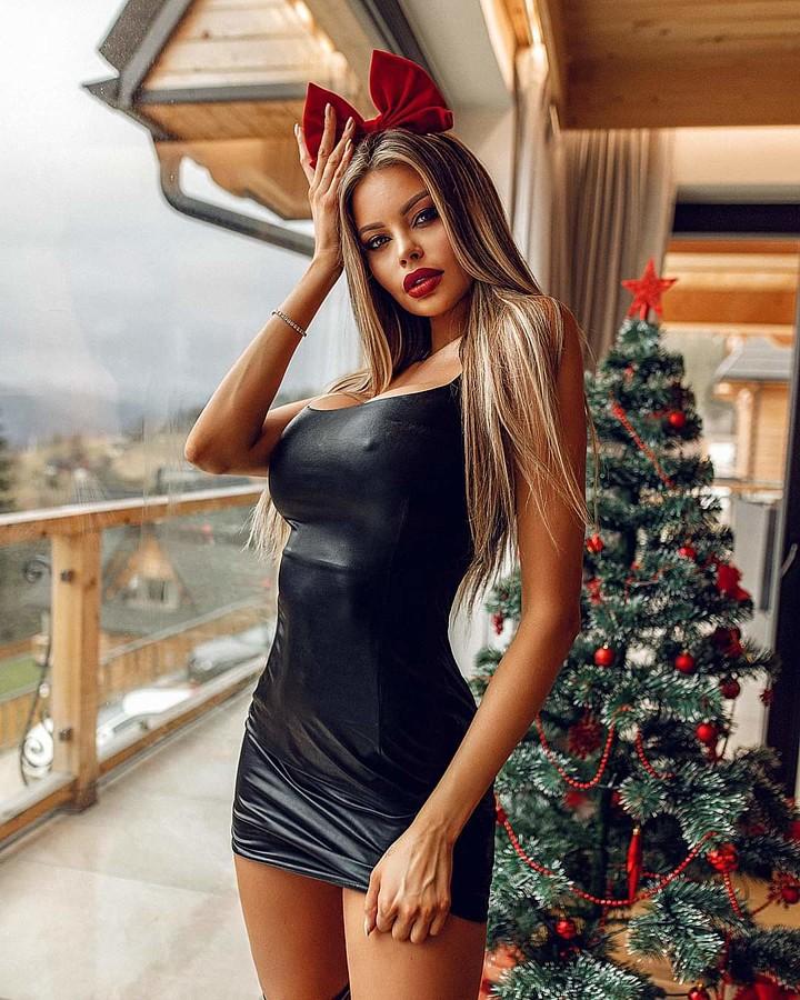Justyna Gradek Modelka