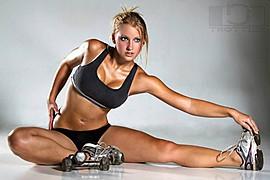 Kaitlin Pearson model. Photoshoot of model Kaitlin Pearson demonstrating Commercial Modeling.Commercial Modeling Photo #91808