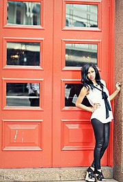 Kamilla Mohammad model & actor. Photoshoot of model Kamilla Mohammad demonstrating Fashion Modeling.Fashion Modeling Photo #78637