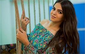 Kamya Ahlawat model. Photoshoot of model Kamya Ahlawat demonstrating Fashion Modeling.Fashion Modeling Photo #209038