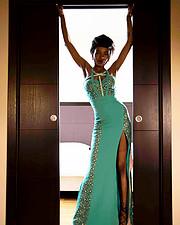Karen Silva model (modella). Photoshoot of model Karen Silva demonstrating Fashion Modeling.Fashion Modeling Photo #214425