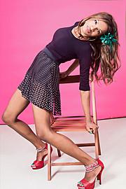 Karen Silva model (modella). Photoshoot of model Karen Silva demonstrating Fashion Modeling.Fashion Modeling Photo #214423