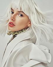 Karen Soto Salazar model. Karen Soto Salazar demonstrating Face Modeling, in a photoshoot by Pablo Salazar.photographer: PABLO SALAZARFace Modeling Photo #233260