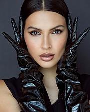 Karen Soto Salazar model. Karen Soto Salazar demonstrating Face Modeling, in a photoshoot by Alberto González.photographer: ALBERTO GONZÁLEZFace Modeling Photo #233261