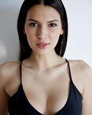 Karen Soto Salazar model. Photoshoot of model Karen Soto Salazar demonstrating Face Modeling.Face Modeling Photo #233265