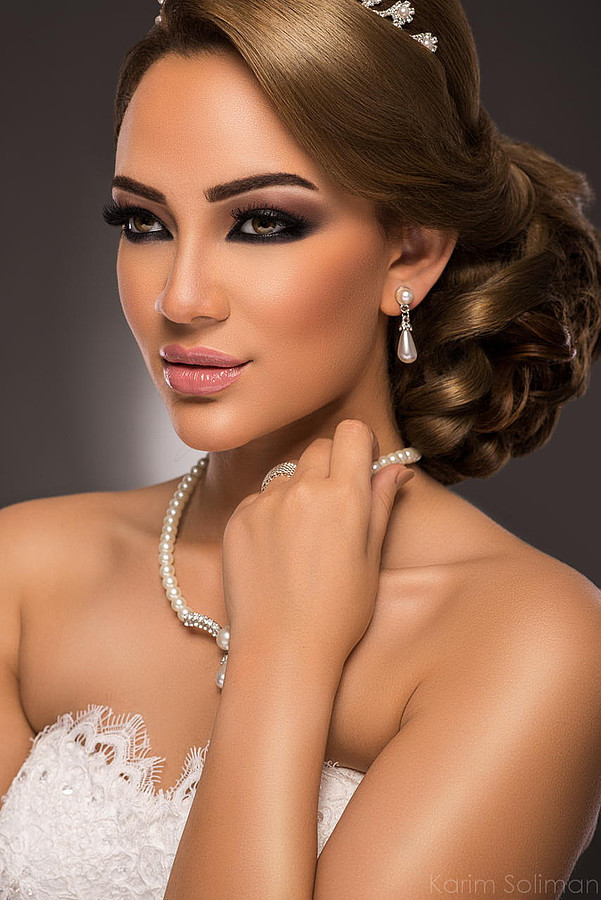 Karim Soliman photographer. Work by photographer Karim Soliman demonstrating Portrait Photography.Makeup: Haneen AdebHair: Mado (EVE Beauty Center)Portrait Photography Photo #146361