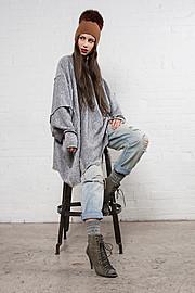 Karina Dunaeva model. Photoshoot of model Karina Dunaeva demonstrating Fashion Modeling.Fashion Modeling Photo #112678