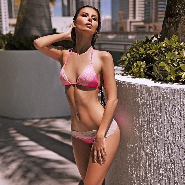 Karina Dunaeva Model