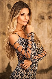 Katerina is a Brazilian model available for traveling worldwide . She has a US tourist visa, a Mexico work visa, and can travel to Europe as