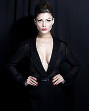Karina Flores model (modelo). Photoshoot of model Karina Flores demonstrating Fashion Modeling.Fashion Modeling Photo #89180