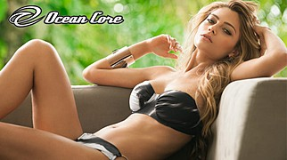 Karina Flores model (modelo). Photoshoot of model Karina Flores demonstrating Body Modeling.SwimwearBody Modeling Photo #89187