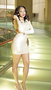 Karmesha Clark model. Photoshoot of model Karmesha Clark demonstrating Fashion Modeling.Fashion Modeling Photo #170832
