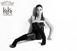 Kassidy Walker model. Modeling work by model Kassidy Walker. Photo #90441