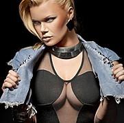 Kat Livingston model. Photoshoot of model Kat Livingston demonstrating Fashion Modeling.EarringsFashion Modeling Photo #143537
