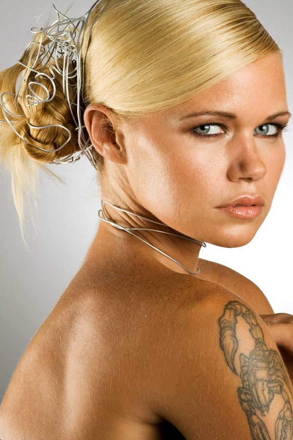 Kat Livingston Model