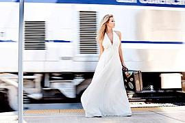 Katarina Van Derham model & fashion editor. Photoshoot of model Katarina Van Derham demonstrating Fashion Modeling.Fashion Modeling Photo #182076