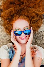 Kate Gurtova model. Photoshoot of model Kate Gurtova demonstrating Face Modeling.Face Modeling Photo #216568