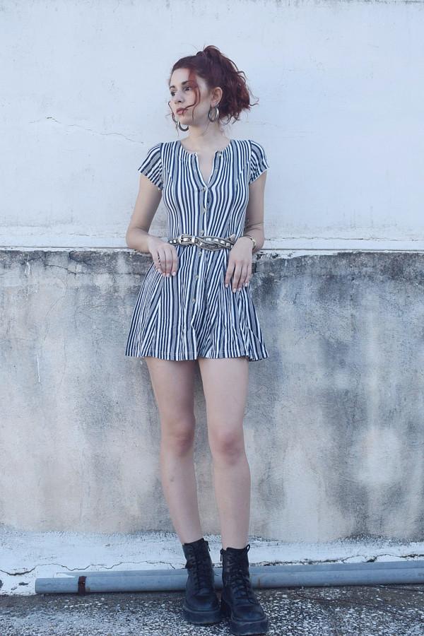 Katerina Ailamaki model (μοντέλο). Photoshoot of model Katerina Ailamaki demonstrating Fashion Modeling.Fashion Modeling Photo #229384