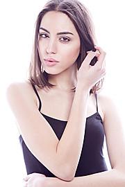 Katerina Karadimas model. Katerina Karadimas demonstrating Face Modeling, in a photoshoot by Katerina Anna.Photographer Katerina AnnaModel Katerina Karadimas Mua Amy KennyFace Modeling Photo #135125