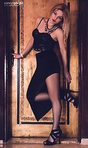 Kathrine Athanasiou Μοντέλο