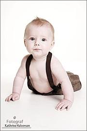 Kathrine Halvorsen photographer (fotograf). Work by photographer Kathrine Halvorsen demonstrating Baby Photography.Baby Photography Photo #78741