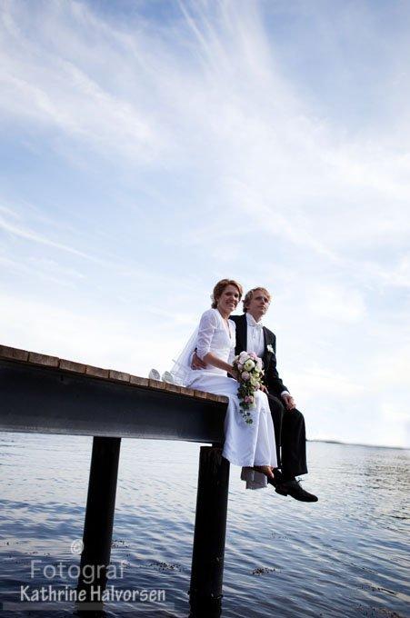 Kathrine Halvorsen photographer (fotograf). Work by photographer Kathrine Halvorsen demonstrating Wedding Photography.Wedding Photography Photo #78750