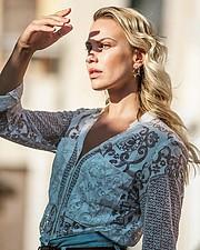 Katia Dede model (Κάτια Δέδε μοντέλο). Photoshoot of model Katia Dede demonstrating Fashion Modeling.Fashion Modeling Photo #212523
