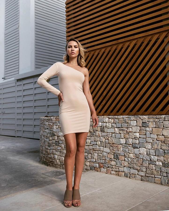 Katia Dede model (Κάτια Δέδε μοντέλο). Photoshoot of model Katia Dede demonstrating Fashion Modeling.Fashion Modeling Photo #212525