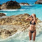 Katia Dede model (Κάτια Δέδε μοντέλο). Photoshoot of model Katia Dede demonstrating Body Modeling.Body Modeling Photo #212533