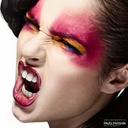 Katie Tulyankina model (модель). Katie Tulyankina demonstrating Face Modeling, in a photoshoot by Pavel Parshin.Face Modeling Photo #103235