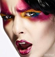 Katie Tulyankina model (модель). Katie Tulyankina demonstrating Face Modeling, in a photoshoot by Pavel Parshin.Face Modeling Photo #103236