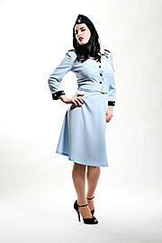 Katja Cintja model. Photoshoot of model Katja Cintja demonstrating Fashion Modeling.Fashion Modeling Photo #73599