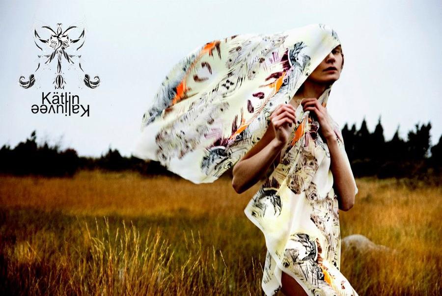 Katlin Kaljuvee fashion designer (Kätlin Kaljuvee moedisainer). design by fashion designer Katlin Kaljuvee. Photo #64513
