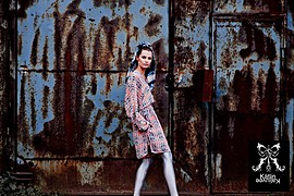 Katlin Kaljuvee fashion designer (Kätlin Kaljuvee moedisainer). design by fashion designer Katlin Kaljuvee. Photo #64514