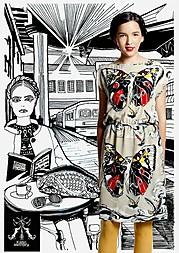 Katlin Kaljuvee fashion designer (Kätlin Kaljuvee moedisainer). design by fashion designer Katlin Kaljuvee. Photo #64517