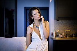 Katrin Kan model (модель). Modeling work by model Katrin Kan. Photo #104138