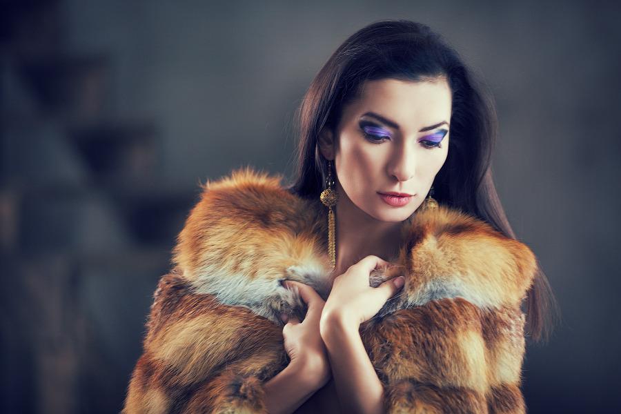 Katrin Kan model (модель). Photoshoot of model Katrin Kan demonstrating Face Modeling.Face Modeling Photo #104141