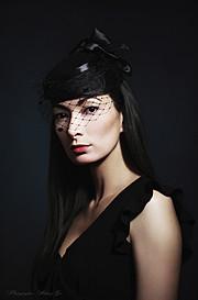 Katrin Kan model (модель). Photoshoot of model Katrin Kan demonstrating Face Modeling.Face Modeling Photo #104142