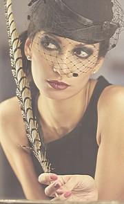 Katrin Kan model (модель). Photoshoot of model Katrin Kan demonstrating Face Modeling.Face Modeling Photo #104144