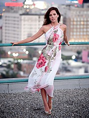Katrina Elizabeth model. Photoshoot of model Katrina Elizabeth demonstrating Fashion Modeling.Fashion Modeling Photo #117982