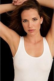Katrina Elizabeth model. Photoshoot of model Katrina Elizabeth demonstrating Face Modeling.Face Modeling Photo #117989