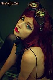 Katrina Wilkinson model. Photoshoot of model Katrina Wilkinson demonstrating Face Modeling.Face Modeling Photo #110097