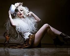 Katrina Wilkinson model. Photoshoot of model Katrina Wilkinson demonstrating Fashion Modeling.Fashion Modeling Photo #95820
